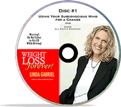 Linda Gabriel Weight Loss Forever CD Using Your Subconscious Mind for a Change