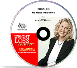 Linda Gabriel Weight Loss Forever CD No More Weighting